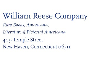 William Reese Company - Sponsor